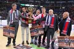 Homenaje Copa Asociación