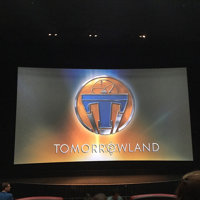 Wow I really loved Tomorrowland! Great Movie!