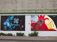 Nordstadt-Graffiti