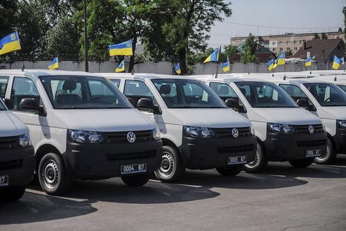 Volkswagen Amarok и Transporter