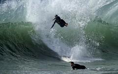 IMG_0768 (supercrans100) Tags: seal beach big waves so calif beaches photography surfing bodysurfing bodyboarding skimboarding