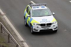 Photo of MOSS SF16 OKK BMW X5 POLICE SCOTLAND