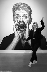 Bowie-02385 (Jilly in Philly) Tags: davidbowie bowie bowieforever sothebys art nyc