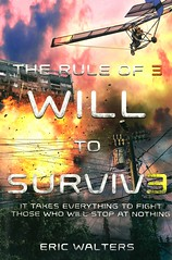 The Rule of 3:  Will to Survive (Vernon Barford School Library) Tags: 9780374301811 ericwalters eric walters ruleof3 ruleofthree 3 third 3rd three survive survival adventure fiction electricpowerfailures powerfailures neighborhood neighborhoods neighbourhood neighbourhoods sciencefiction science survivalstories vernon barford library libraries new recent book books read reading reads junior high middle school vernonbarford fictional novel novels hardcover hard cover hardcovers covers bookcover bookcovers