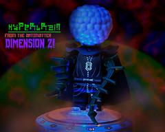 Hyperbrain from the Antimatter Dimension Z! (Shannon Ocean) Tags: alien retrospace