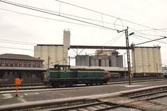 SZ 643 042 Maribor (eddespan (Edwin)) Tags: maribor trein train zug station bahnhof gare sloveni dieselloc locomotive sz