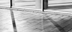 in the shadow (Sabine..) Tags: licht zon schaduw zwartwit blackwhite black white lijnen vormen shade lines abstract shades