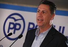 Xavier Garcia Albiol, coordinador general del PPC