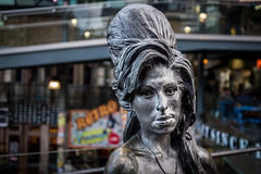 Camden remembers (Ruth Flickr) Tags: amywinehouse camden camdenlock camdentown camdenmarket england faction london uk city market people statue street explore 336 explored