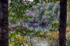 DSC05362-64_HDR (Capt Kodak) Tags: autumn chattahoocheerivernationalrecreationarea fall fishing hdrefexpro2 madefrom3images medlockbridgepark nationalparkservice nikcollectionbygoogle niksoftware photomerge