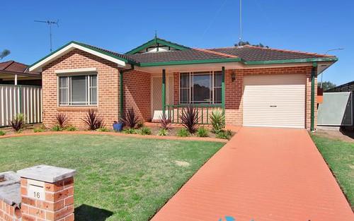 16 Scorpius Pl, Cranebrook NSW 2749