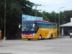 Yellow Bus Line A-42 (Monkey D. Luffy 2) Tags: yutong us bus mindanao philbes photography philippine philippines enthusiasts society