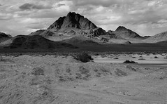 Great Salt Desert (arbyreed) Tags: arbyreed saltflats landscape bonnevillesaltflats greatsaltlakedesertutah tooelecountyutah salt bw