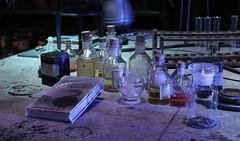 Potions (Artibeus Photo Lab) Tags: potions snape halfbloodprince classroom hogwarts