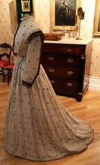 """Exposicin temporal """"La moda romntica"""" (Museo del Romanticismo) Tags: siglo xix la moda romntica museo del romanticismo traje"""