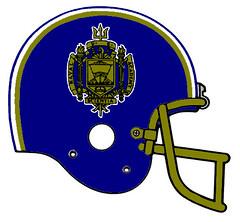 U.S. Naval Academy (Flagman00) Tags: football helmet redesign fantasy arizona cardinals alternate usna us naval academy midshipmen usn navy