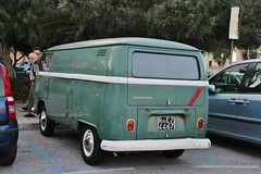 Volkswagen Transporter T2 (Super207_95) Tags: volkswagen transporte t2 transportert2 bulli bully typ2 volkswagentransporter green verde 1967 roma