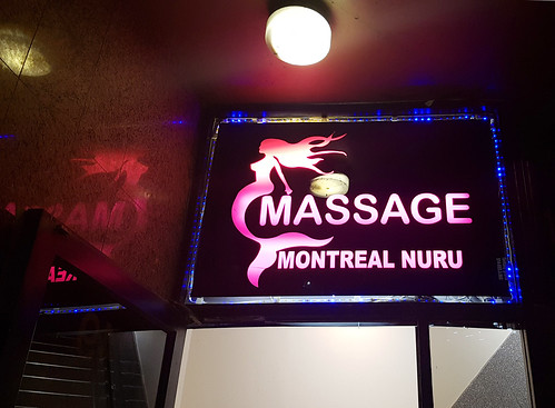 Nuru Massage Parlor Neon Sign
