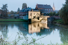 Moulin De Maroilles (fotokrak1) Tags: szwajcaria castel francja longexpozytion niemcy woda zamek maroilles nordpasdecalaispicardie france fr