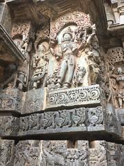 Temple walls13 (kaushal.pics) Tags: helbedu hoysala