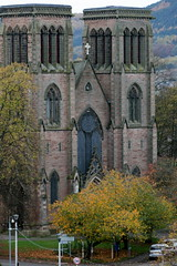 St Andrews cathedral (odysseus62) Tags: inverness cathedral riverness highlands greatglen scotland autumn november 2016