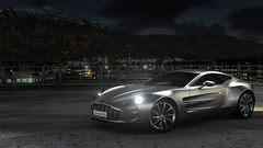 Aston-Martin One-77 (lBaMe) Tags: driveclub dc astonmartin one77 astonmartinone77 car night game