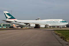 B-HUI / Cathay Pacific / Boeing 747-467 (Charles Cunliffe) Tags: canon 7dmkii aviation manchester airport egcc man cathay pacific cx cpa boeing 747 747400 bhui