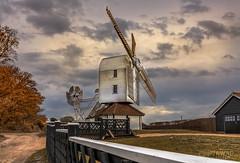 Thorpeness Windmill (jawad_shootingstars@yahoo.com) Tags: thorpeness windmill mill suffolk landscape colour autumn