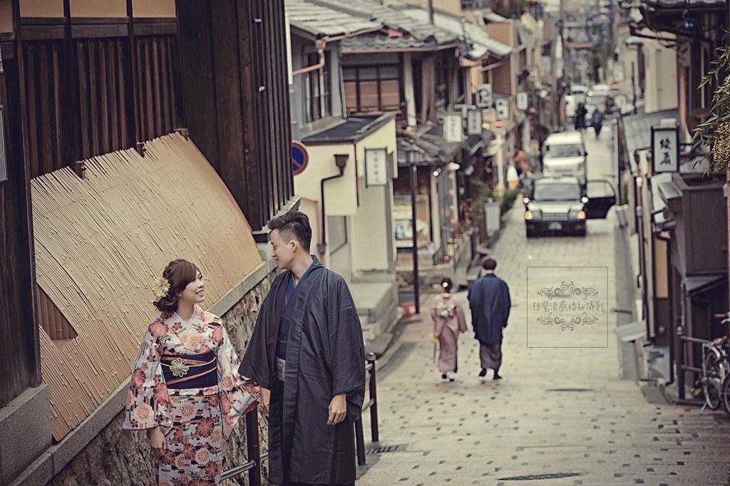 海外婚紗,高台寺,婚紗攝影,日本婚紗,視覺流感婚紗,自助婚紗,日本拍婚紗推薦,八阪神社,法觀寺八坂塔,海外攝影