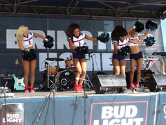 IMG_6964 (grooverman) Tags: houston texans cheerleaders nfl football game nrg stadium texas 2016 budweiser plaza nice sexy legs stomach canon powershot sx530