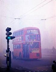London transport RT on route 188 late 1950's. (Ledlon89) Tags: bus buses london transport lt lptb londonbus londonbuses vintagebuses