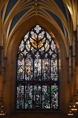 St Giles window 03 (L. Charnes) Tags: edinburgh royalmile stgiles cathedral window stainedglass
