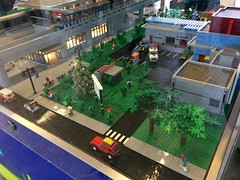 Evergreen extension officially open to the public (BC Gov Photos) Tags: bcgovernment britishcolumbia bc peterfassbender evergreen evergreenextension coquitlam transportation transit translink lego