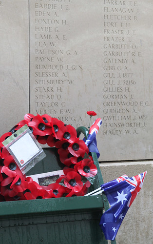 Ypres Menin Gate - ANZAC Day 25 April 2012 - 19