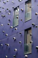 Occhio per occhio (skyscan) Tags: building eye window wall barcellona