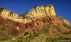Golden Gate National Park Rock Formations