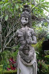 Natural Beauty (Keith Mac Uidhir  (Thanks for 4m views)) Tags: family bali sculpture woman plant tree green nature statue indonesia asian religious island temple grey shrine asia asien natural buddha buddhist south prayer religion pray gray culture buddhism pg east asie statuary indonesian apsara aasia asya  indonesi indonesien ubud balinese azia azi  sia indonsia  indonsie    chu indonezja      endonezya   zsia  indonesya  indonzia indonezia     indunisia