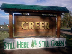 "GREER: STILL HERE STILL GREEN SUMMER 2011 • <a style=""font-size:0.8em;"" href=""http://www.flickr.com/photos/77555780@N03/7110420247/"" target=""_blank"">View on Flickr</a>"