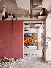 Dcombre (B.RANZA) Tags: trace histoire waste sanatorium hopital empreinte exil cmc patrimoine urbex disparition abandonedplace mmoire friche centremdicochirurgical