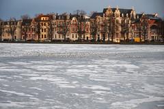 Schwerin Innenstadt im Winter II