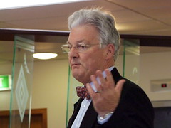 Peter Dunne talks about tax changes