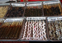 Chinese exotic food pictures and images (Michael Jakson) Tags: china food spider sheep snake exotic longhorn beetles centipede crazypics waterbeetles chineseexoticfoodpictures chineseexoticfoodimages exoticfoodofchina bestexoticfoodpicture exoticfoodimages shoocking snakeskewers spiderskewers
