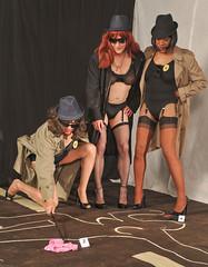 CSI-TV... On The Scene! (kaceycd) Tags: stockings pumps highheels tgirl bodysuit stilettoheels pantyhose crossdress nylon spandex tg leotard stilettos nylons garterbelt garters suspenderbelt ffstockings sexypumps stilettopumps rhtstockings