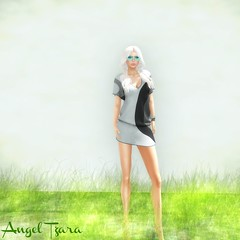 Blue (Angel Tzara  Find me @ angeltzara.com) Tags: exile legalinsanity glamaffair fameshed