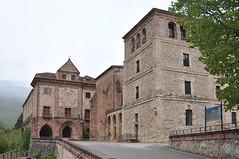 Monestir de Valvanera (La Rioja) (Monestirs Puntcat) Tags: rioja monasterio monestir larioja anguiano valvanera