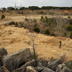 quarry adventure (charlie kitchen) Tags: nikon san texas marcos d700