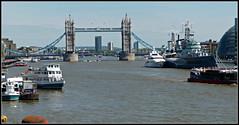 Tower Bridge (FabIndia) Tags: uk london towerbridge riverthames hmsbalfast