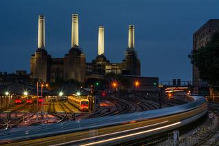 London   |   Battersea Power Station