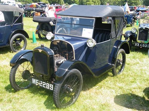A2 - 1923 Austin Seven Type AB Tourer