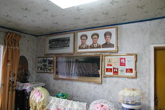 Homestay village honor wall (Ray Cunningham) Tags: de kim north korea communism rpublique socialism core populaire dprk coreadelnorte ilsung demokratische  jongil   dmocratique jongun  rpdc volksrepublik   northkoreanphotography raycunninghamnorthkoreanphotography dprkphotography